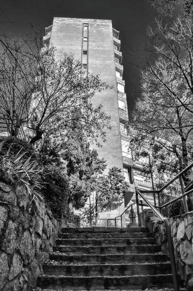 Photograph - Stairway To The Towers by Borja Robles
