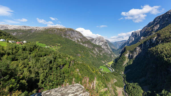 Photograph - Stalheim, Norway by Andreas Levi