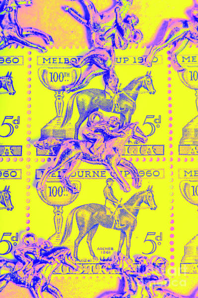 Wall Art - Photograph - Stamps And Stallions by Jorgo Photography - Wall Art Gallery