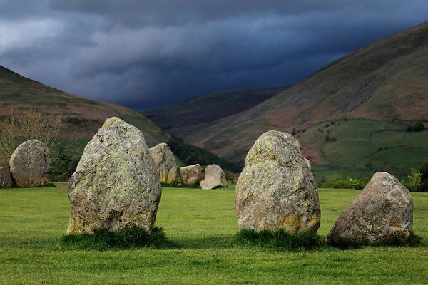 Photograph - Standing Stones by Nicholas Blackwell