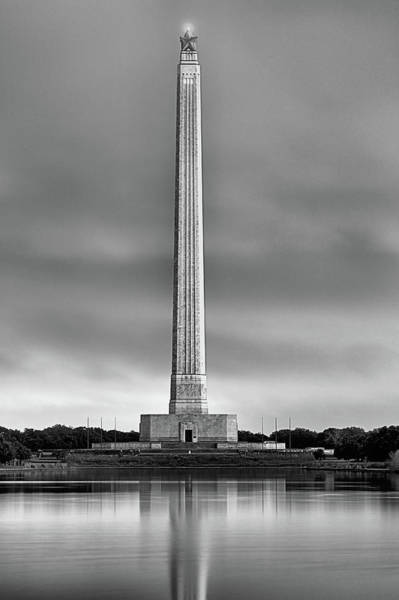 Wall Art - Photograph - Standing Tall The San Jacinto Monument by JC Findley