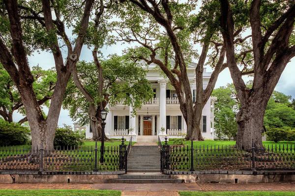 Photograph - Stanton Hall - Natchez, Mississippi by Susan Rissi Tregoning