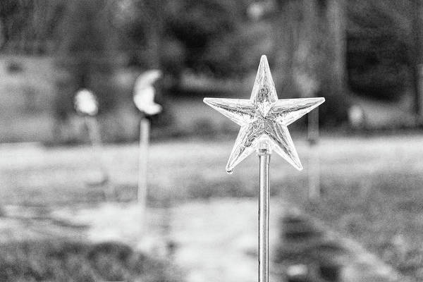 Photograph - Star And Moon Rain by Sharon Popek