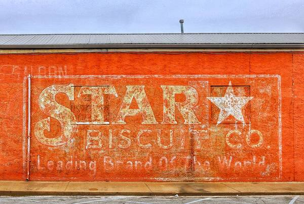 Photograph - Star Biscuit Company  by Gia Marie Houck