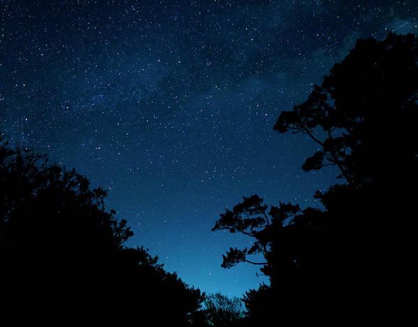 Okinawa Photograph - Star Filled Dark Sky by Yusuke Murata