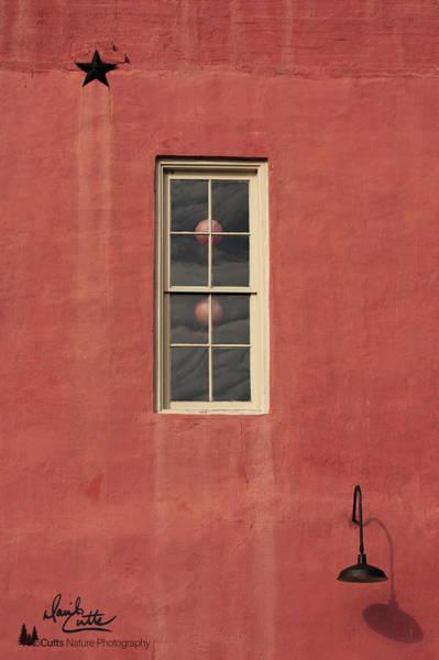 Wall Art - Photograph - Star-light Window by David Cutts