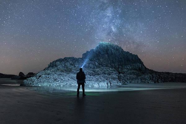 Photograph - Star Spotter by Kristopher Schoenleber
