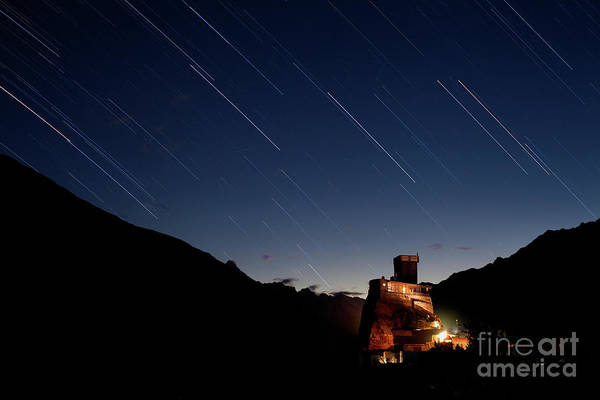 Photograph - Starry Night by Awais Yaqub
