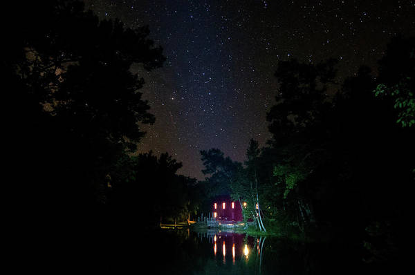 Photograph - Stars At Alley Spring by Steve Stuller
