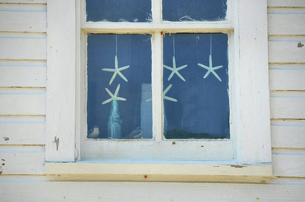 Photograph - Stars Hung In Glass by JAMART Photography