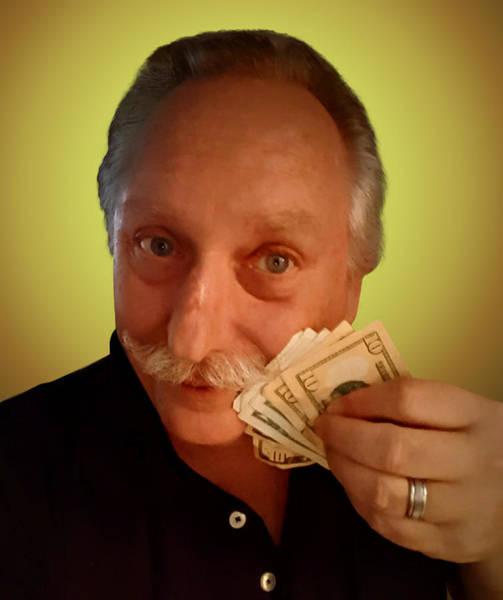 Photograph - Stash Some Cash by Vincent Autenrieb