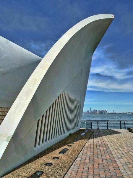 Wall Art - Photograph - Staten Island September 11 Memorial # 3 by Allen Beatty