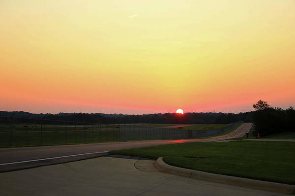Photograph - Statesville Sunset by Cynthia Guinn