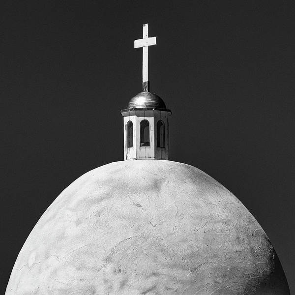 Christianity Photograph - Stations Of The Cross Dome by C. Fredrickson Photography
