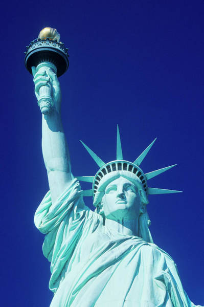 Wall Art - Photograph - Statue Of Liberty, New York City, New by Panoramic Images