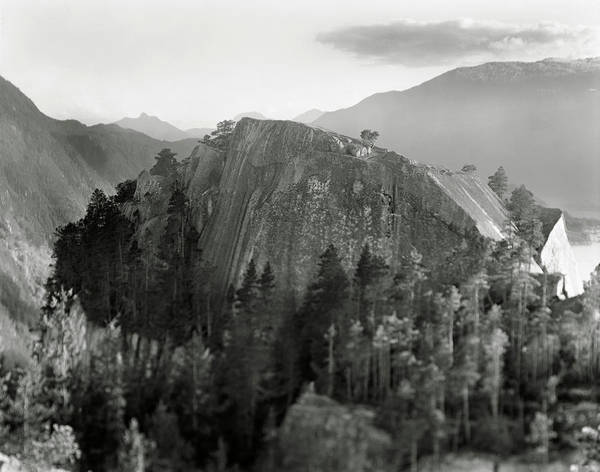 Wall Art - Photograph - Stawamus Chief, Squamish, British by Brian Caissie