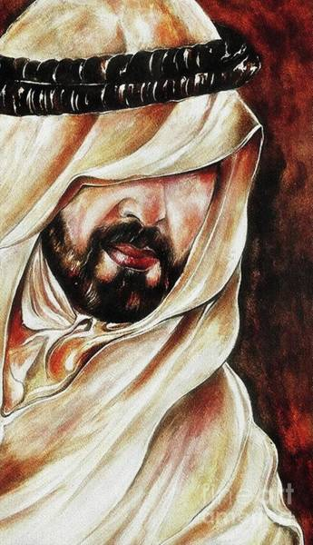 Painting - Stealer Of Souls by Qasir Z Khan