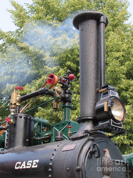 Photograph - Steam Machine by Pamela Clements