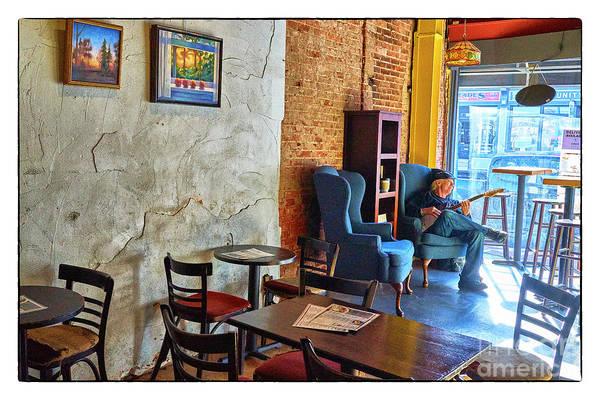 Wall Art - Photograph - Steel City Coffee House 2 by Jack Paolini