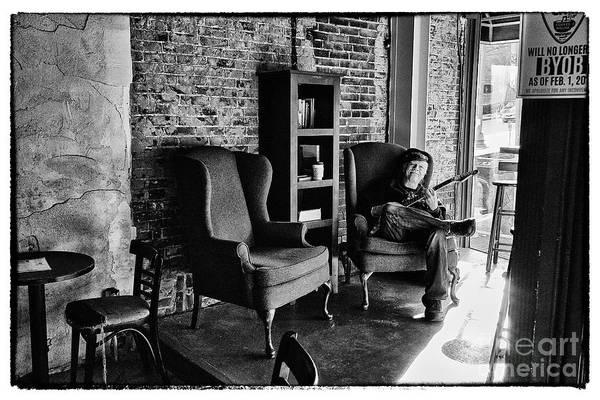 Wall Art - Photograph - Steel City Coffee House by Jack Paolini
