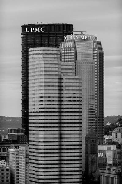 Wall Art - Photograph - Steel City Rising - #2 by Stephen Stookey