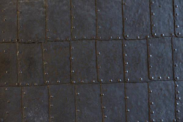 Wall Art - Photograph - Steel Door  by Iris Richardson