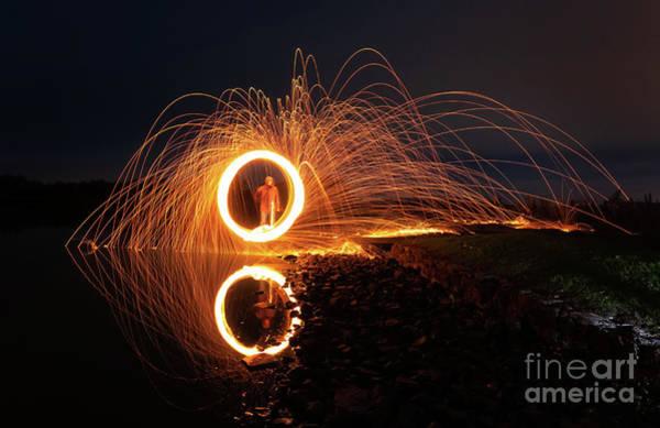 Photograph - Steel Wool by Mariusz Talarek