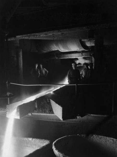 Metal Bucket Photograph - Steelworks by Sasha