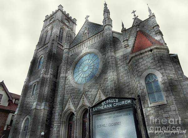 Photograph - Steeped In Faith by Tami Quigley