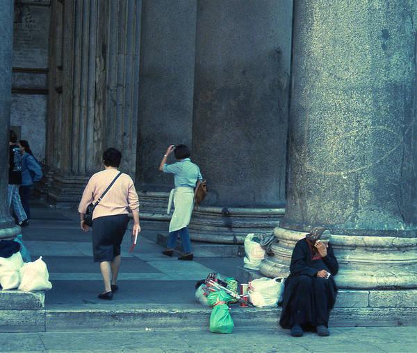 Photograph - Steps by Maria Reverberi