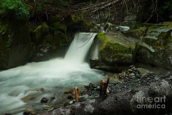 Wall Art - Photograph - Stevens Creek Falls by Jeff Swan