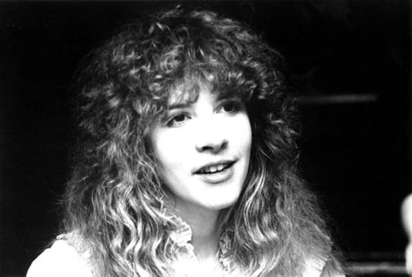 Stevie Nicks Photograph - Stevie Nicks Portrait by Richard Mccaffrey