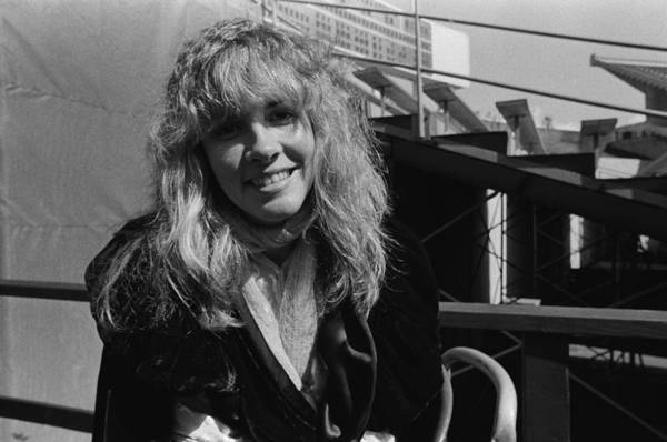 Stevie Nicks Photograph - Stevie Nicks by Richard Mccaffrey