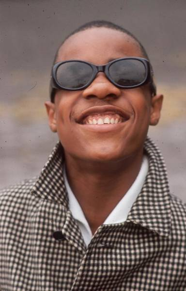 Soul Music Photograph - Stevie Wonder by Hulton Archive