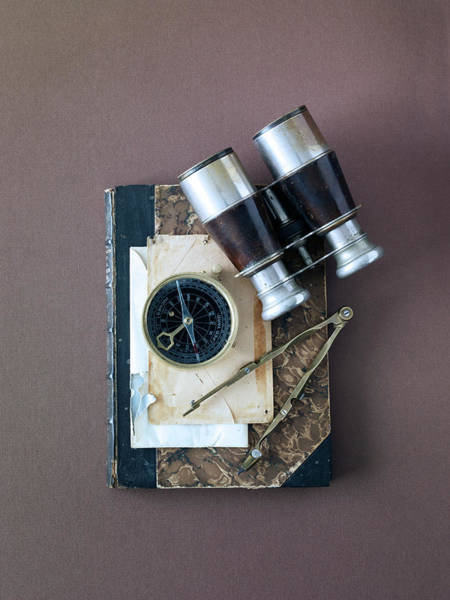 Binoculars Photograph - Still Life-binoculars by Albuquerque