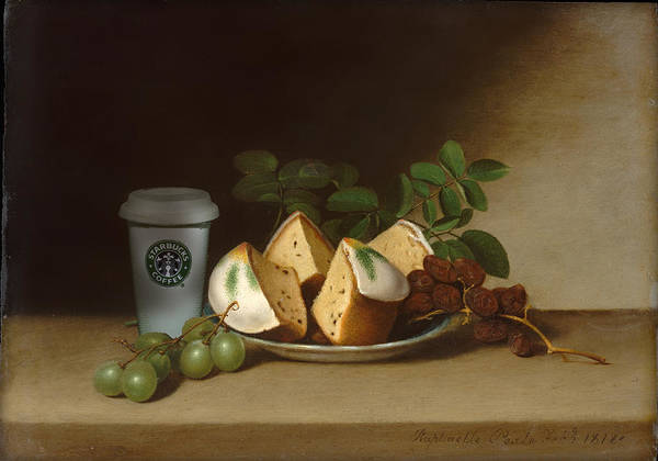Painting - Still Life Life by Tony Rubino