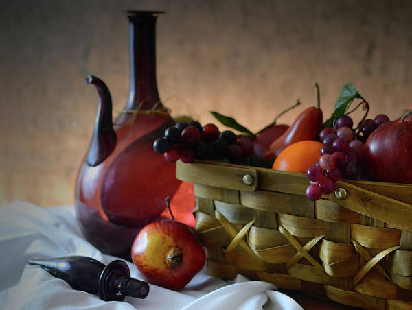 Photograph - Still Life by Perry Correll
