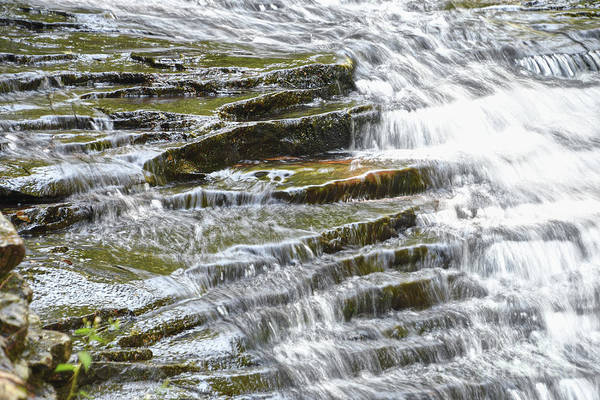 Photograph - Stinging Fork Falls 1 by Phil Perkins