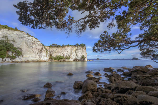 Te Waipounamu Wall Art - Photograph - Stingray Bay - New Zealand by Joana Kruse