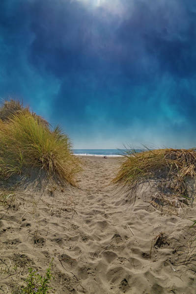 Wall Art - Photograph - Stinson Beach California Beautiful Day by Betsy Knapp