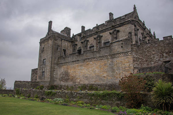Photograph - Stirling Castle - Scotland by Bill Cannon
