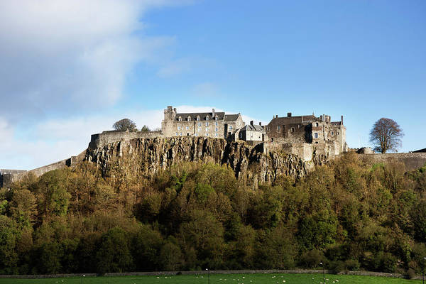 Protection Photograph - Stirling Castle by Theasis
