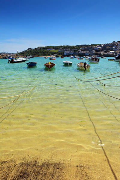 St Ives Photograph - St.ives Harbor by Druvo