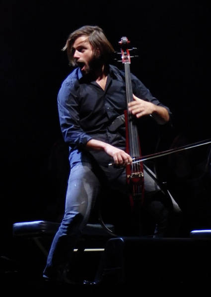 Photograph - Stjepan Hauser by James Peterson