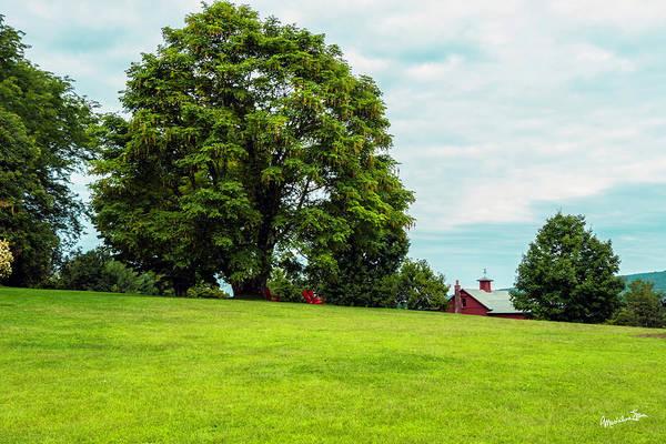 Wall Art - Photograph - Stockbridge Landscape - Massachusetts by Madeline Ellis