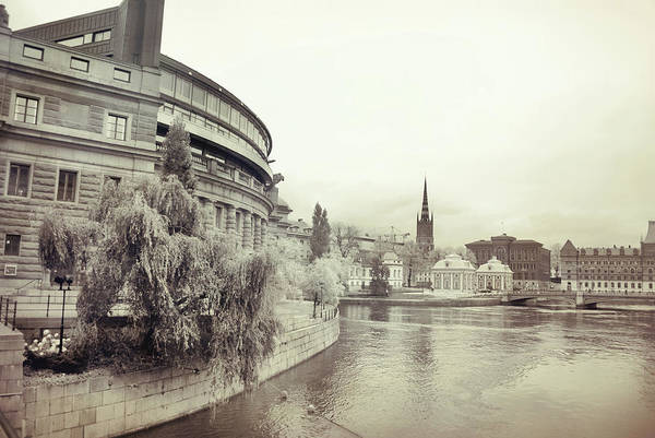 Photograph - Stockholm City by JAMART Photography