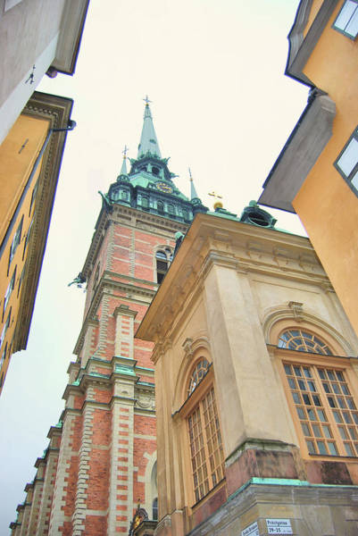 Photograph - Stockholm Fall by JAMART Photography