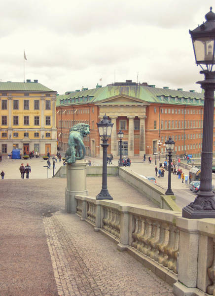 Photograph - Stockholm Streets by JAMART Photography