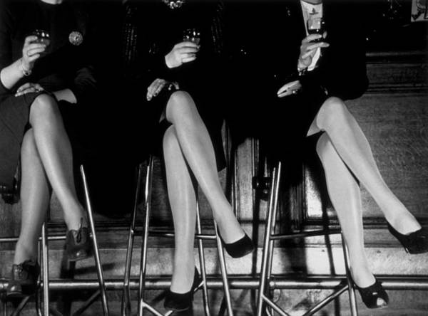Wall Art - Photograph - Stockings by Kurt Hutton