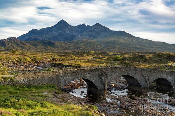Wall Art - Photograph - Stone Bridge - Isle Of Skye by Brian Jannsen